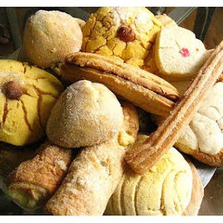 Mexican Sugar Cookies.