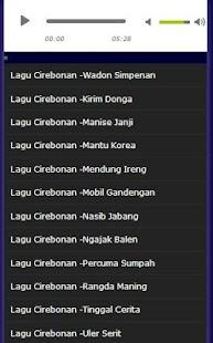 kumpulan Lagu Cirebonan Terpopuler - náhled