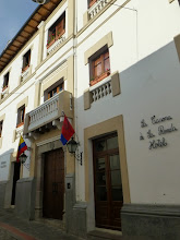 Photo: The hotel where we stayed in La Ronda