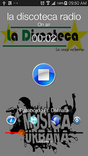 LA DISCOTECA RADIO- screenshot thumbnail