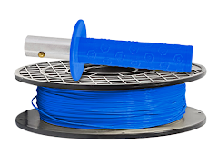 Blue PRO Series TPU (Thermoplastic Polyurethane) - 2.85mm (1lb)