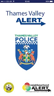 Thames Valley Police Alert- screenshot thumbnail