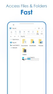 File Manager Computer Style – Fast File Sharing 5