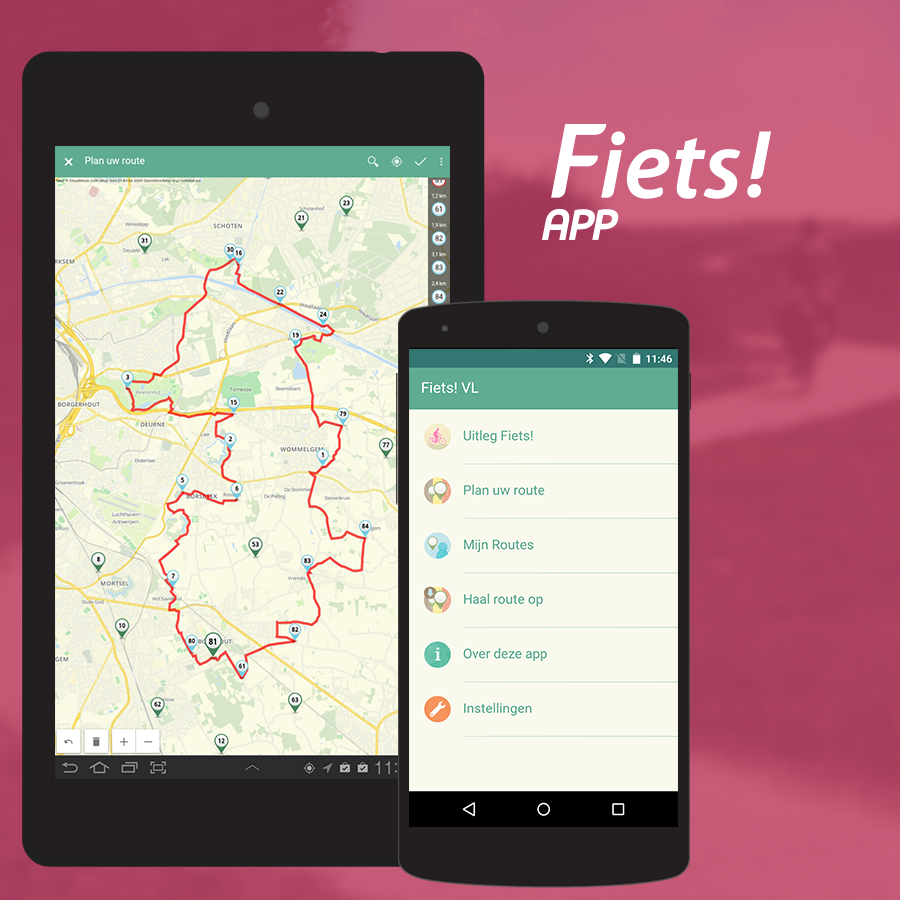 Fiets! VL- screenshot