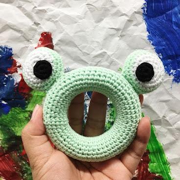伴兒系列-手搖玩具Ring-Frog