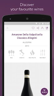 VINO - Italian Wine Club- screenshot thumbnail