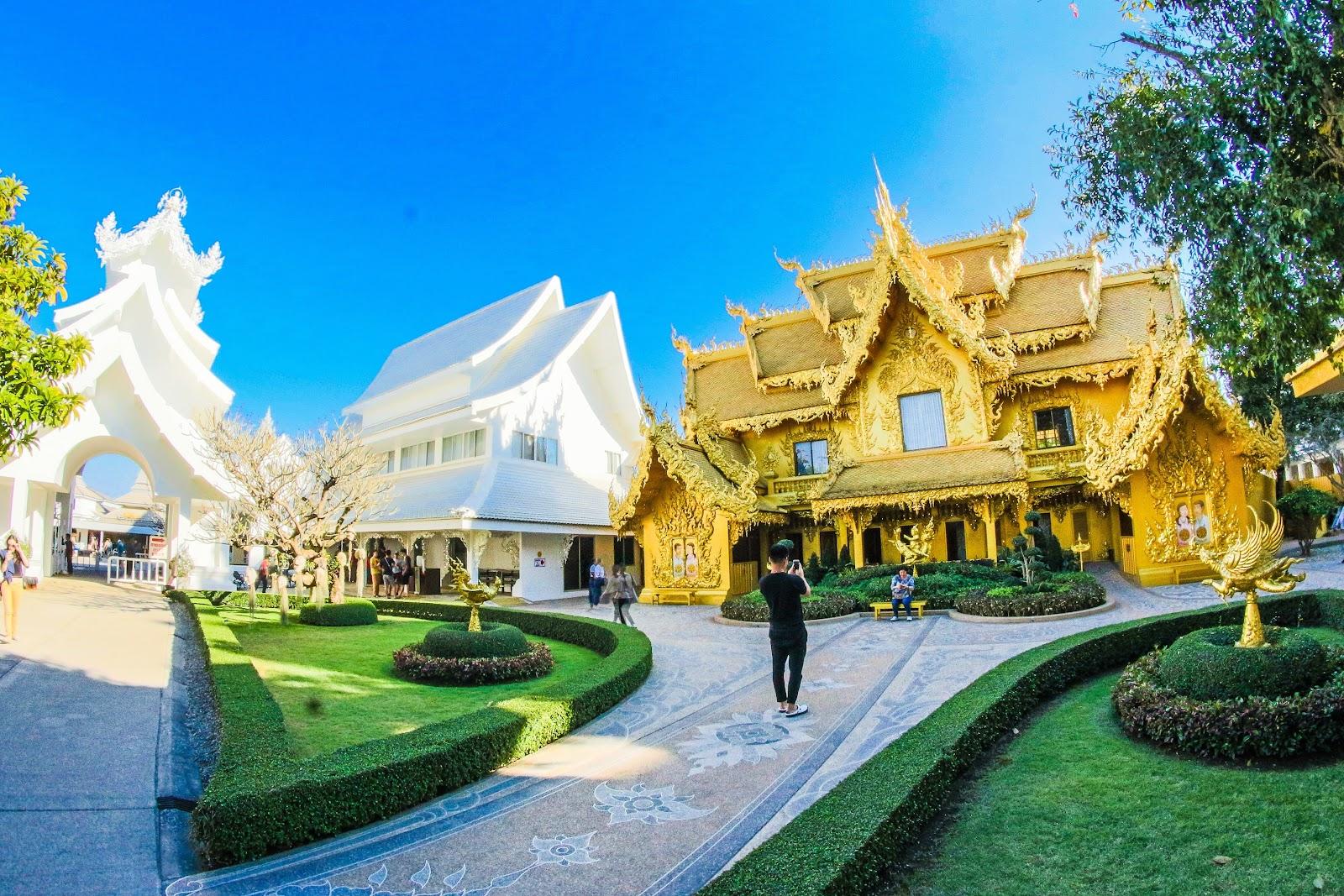 Thailand sights to visit