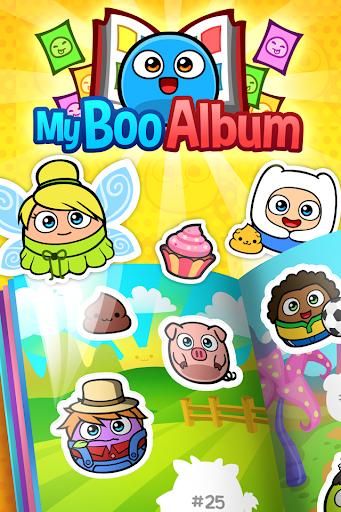 My Boo Album - Sticker Book screenshot 1