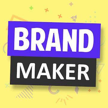 Brand Maker: Logo, Graphic Design, Poster Maker