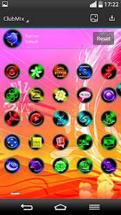 Next Launcher 3D Theme ClubMix- screenshot thumbnail