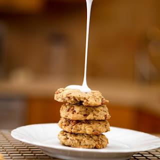 Cinnamon Chip Granola Cookies.
