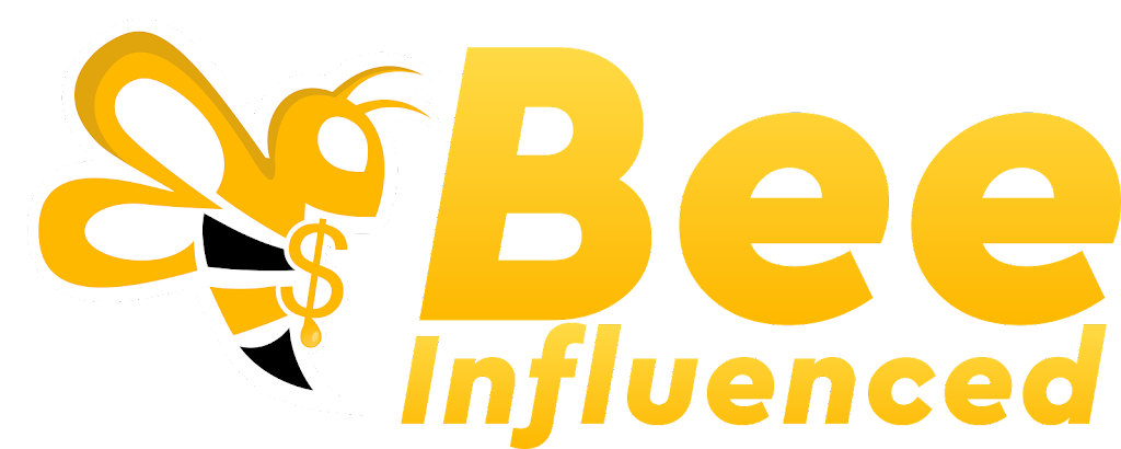 Bee Influenced Logo