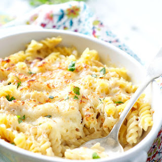Baked Chicken Alfredo Casserole Recipes