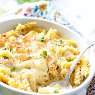 Pasta Alfredo Casserole Recipes.