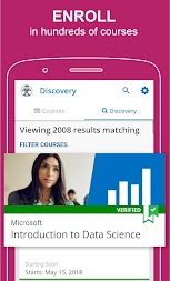 edX - Online Courses by Harvard, MIT, Microsoft APK screenshot thumbnail 2