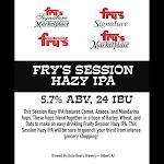 Fry's Session Hazy IPA