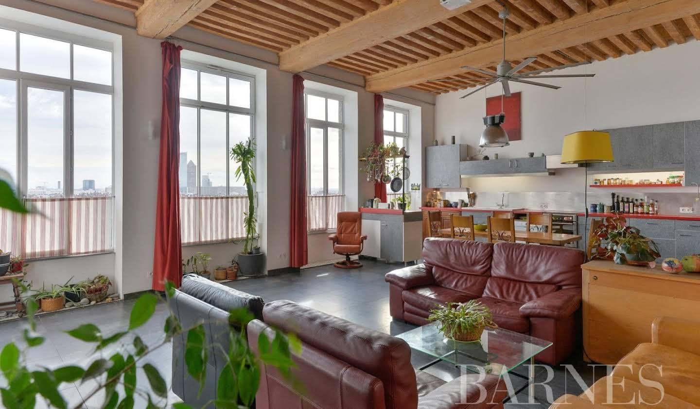 Apartment Lyon 1st