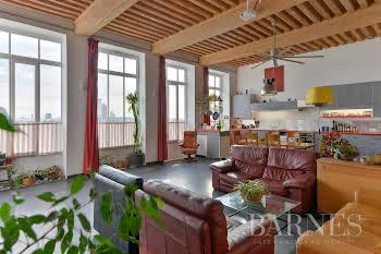 Appartement 6 pièces 195,32 m2