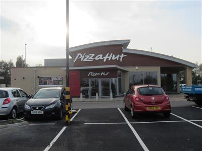 Pizza Hut On Abingdon Way Restaurant Pizzeria In Town