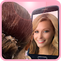 Hairstyle Mirror: try on live icon