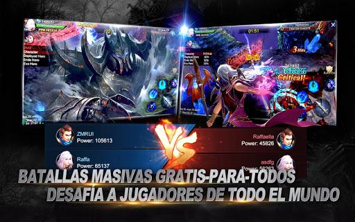 Goddess: Primal Chaos - MMORPG de acciu00f3n 3D 1.81.18.011900 screenshots 13