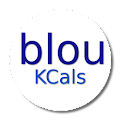 Blou Calorie Counter (Full) icon