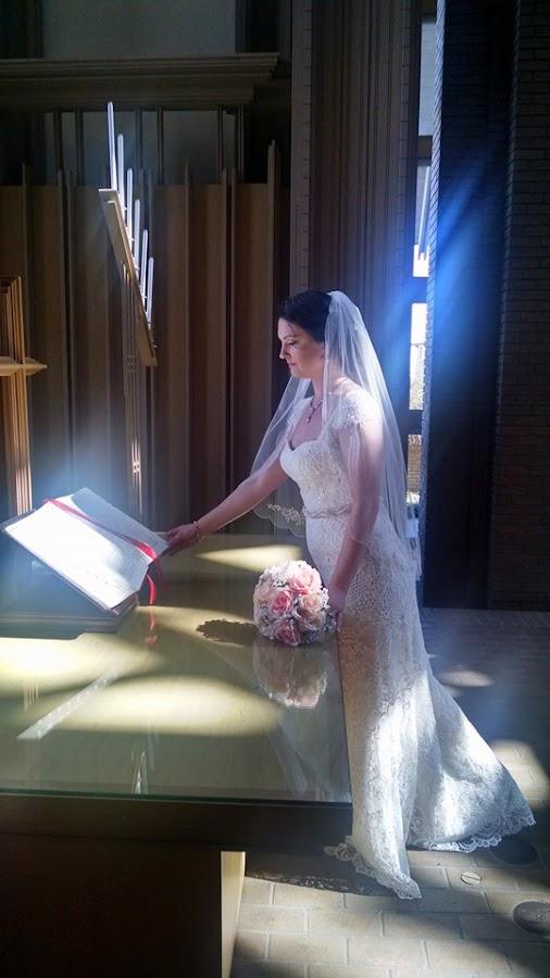 Angel... by Terri Moore - Wedding Bride