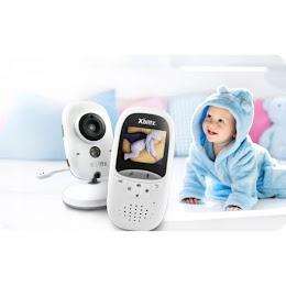 Baby Monitor XBlitz Kinder Lite, Wireless, 2.4 GHz, ecran 2 inch, night mode