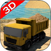 Transport Truck: River Sand