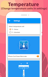 App Phone Cooler: ❄ CPU Cool Master & Booster ? APK for Windows Phone