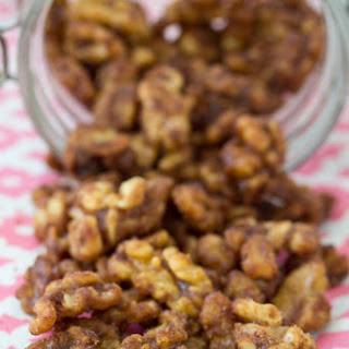 Sugar Free Candied Walnuts
