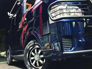 ハイエースバン  H31/4 4WD寒冷地仕様のカスタム事例画像 タニエースさんの2019年10月18日23:56の投稿