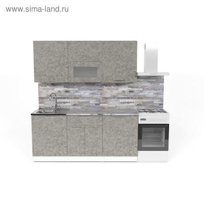 Кухонный гарнитур Валерия макси 1 1800 мм
