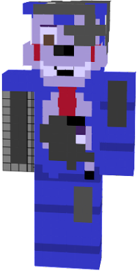 i made this into withered candy