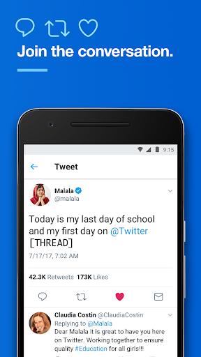 Twitter  screenshots 4