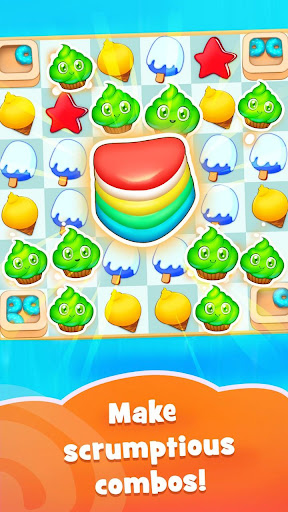 Candy Riddles: Free Match 3 Puzzle 1.15.0 screenshots 3