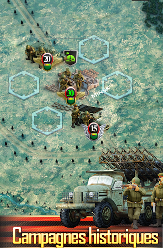 Télécharger Frontline: La Grande Guerre patriotique apk mod screenshots 2