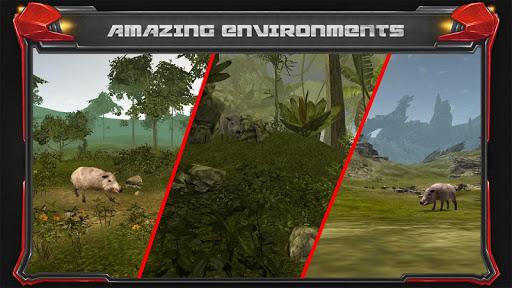 Wild Hunt - Pig Sniper Shooting screenshot 4