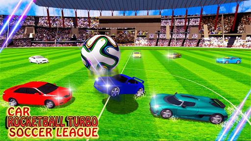 Car Rocketball Turbo Soccer League 1.0 screenshots 2