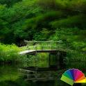 Nature Nougat Theme For Xperia icon