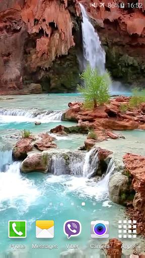 Waterfall 4K Video Wallpaper