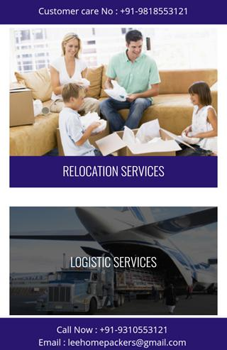 Lee Home Packers & Movers- screenshot
