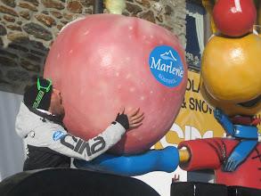 Photo: Für einen super Lehrer einen super Apfel aus Südtirol Per un grande maestro una grande mela dell' Alto Adige For a great instructor a great apple from Southtyrol