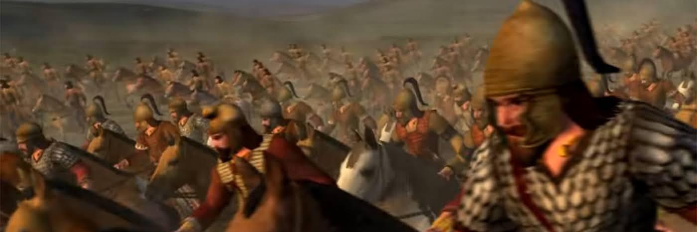 Европа Варварская 2 скриншот
