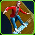 Flip Skate Stuntman icon