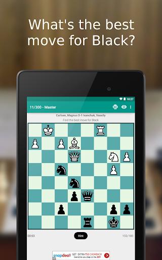 iChess - Chess Tactics/Puzzles 5.2.11 screenshots 7