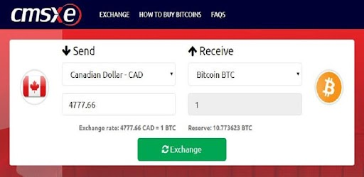 Tải CMSXE Buy Bitcoin Online Fast Secure Reliable cho máy