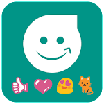 Emoji plugin for KK SMS 1.1 Apk