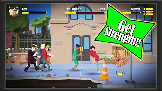City Fighter vs Street Gang 7