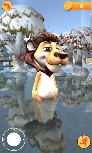 My Talking Lion 1.0.10 screenshots 4